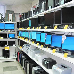 Компьютерные магазины Пителино
