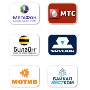 Операторы сотовой связи Пителино