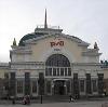 Железнодорожные вокзалы в Пителино