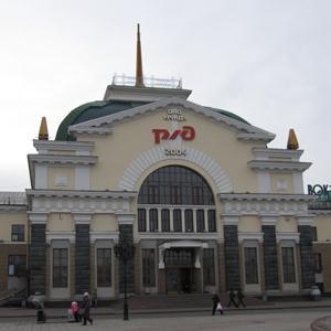 Железнодорожные вокзалы Пителино